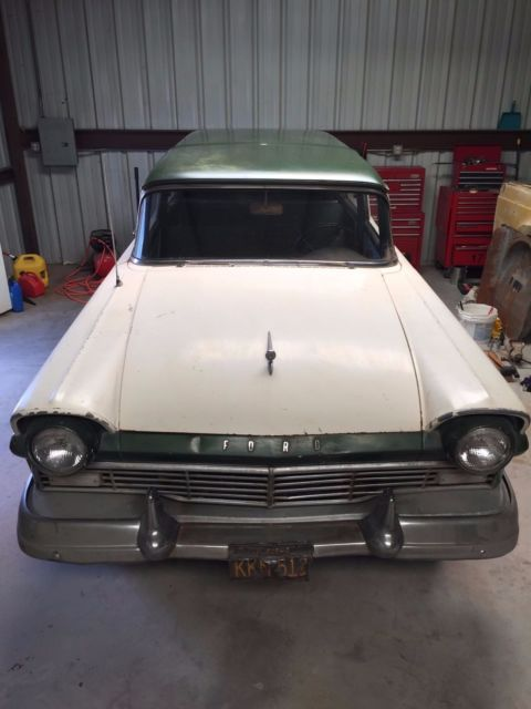 1957 ford 2 door wagon html
