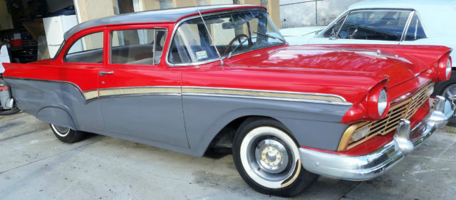 Ford Fairlane Tudor Nd Owner No Reserve on 1957 Ford Fairlane 300