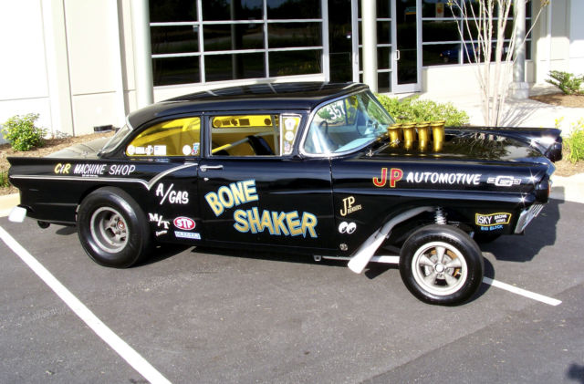"""1957 Ford Gasser powered by Boss 429 """"BONE SHAKER"""" - Classic Ford Other 1957 for sale"""