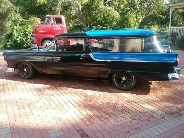 1957 ford ranch wagon street rod classic ford ranch for 1957 ford 2 door ranch wagon