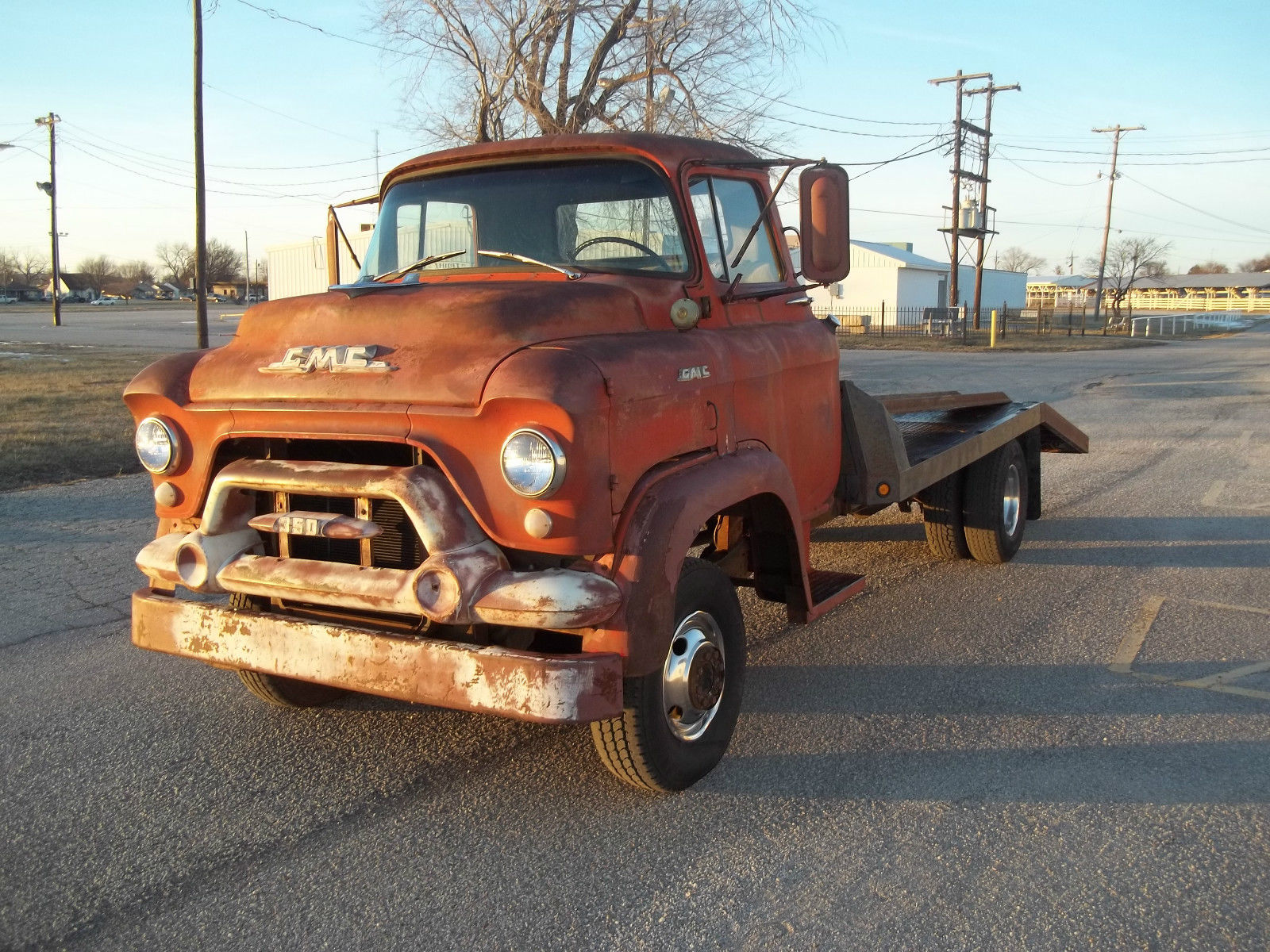 Chevy Car Hauler For Sale