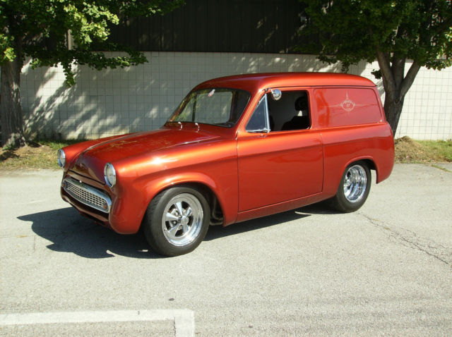 1957 Hillman Husky Special Delivery Panel Wagon See Embedded Video Classic Other Makes