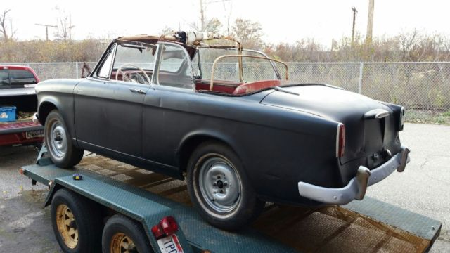 Used Cars Cleveland Ohio >> 1957 Hillman Minx Convertible - Classic Other Makes 1957 ...