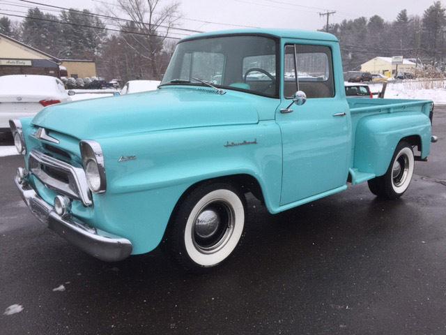 1957 International Harvester A 100 Pickup Truck Restored