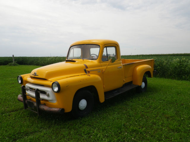 1957 international s 110 pickup one owner texas truck survivor chevy ford ih   classic
