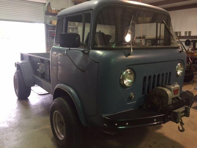 1957 jeep forward control fc 170 4wd pickup