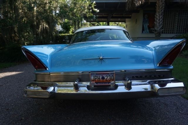 1957 Lincoln Premiere 2 Door Hardtop Coupe Not Ford ...
