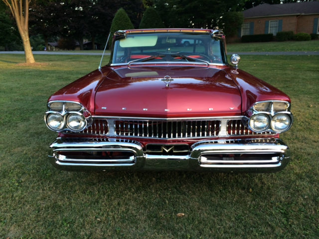 1957 Mercury Turnpike Cruiser Classic Mercury Turnpike