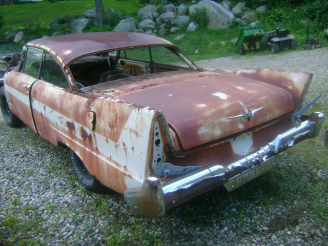 1957 Plymouth Fury Christine Project Car Classic