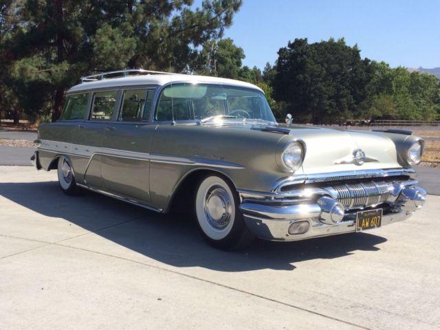 1957 Pontiac Star Chief Safari Wagon Classic Pontiac