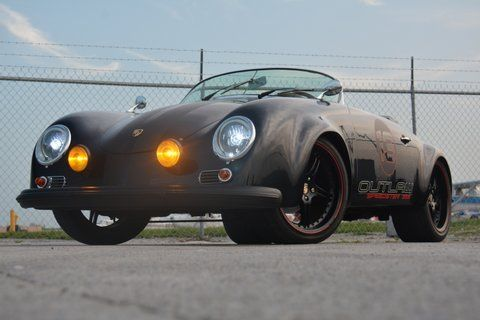 1957 Porsche 356 Replica Outlaw Speedster 356 Wide Body