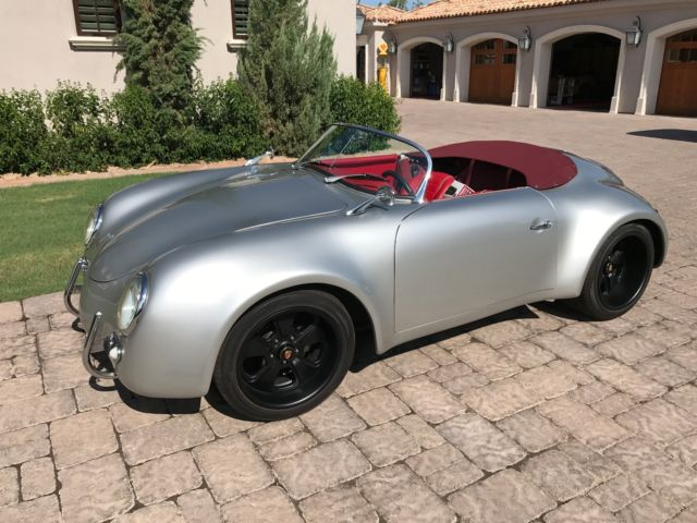 1957 Porsche 356 Speedster Sc Replica Professional New