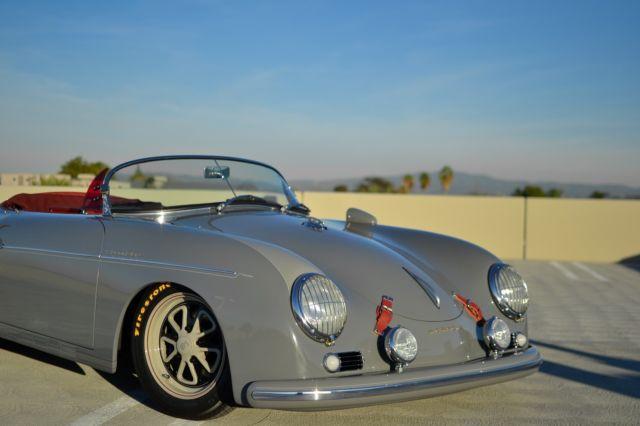 1957 Porsche Quot Outlaw Quot Speedster Beck Sema Car Classic