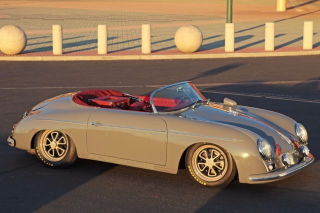"Newport Beach Porsche >> 1957 Porsche ""Outlaw"" Speedster Beck SEMA car - Classic Porsche 356 1957 for sale"