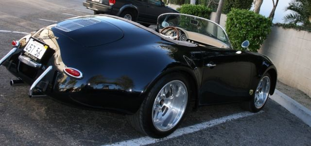 1957 Porsche Speedster 356 Widebody Replica Classic