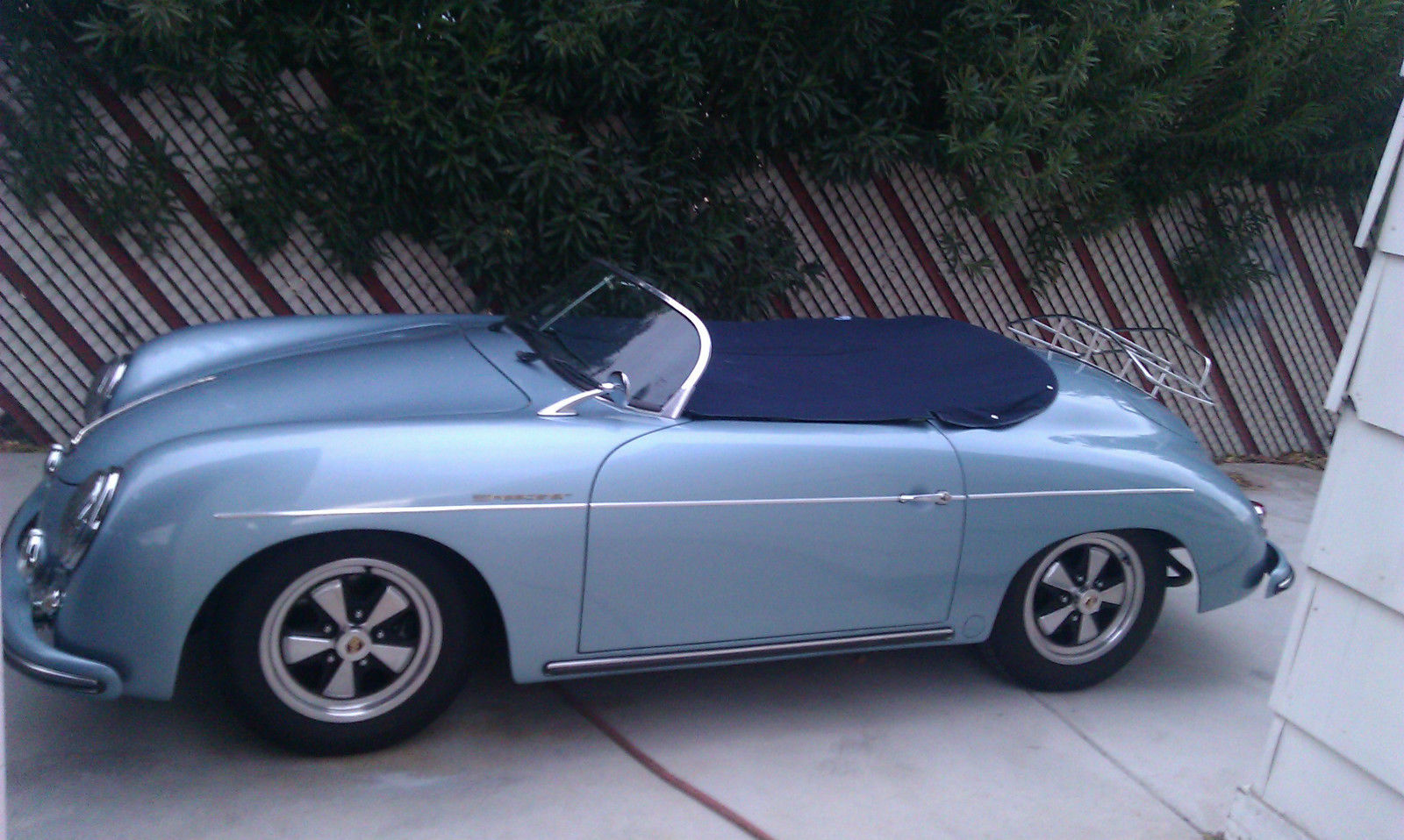 1957 Porsche Speedster Replica Beck Classic Replica Kit