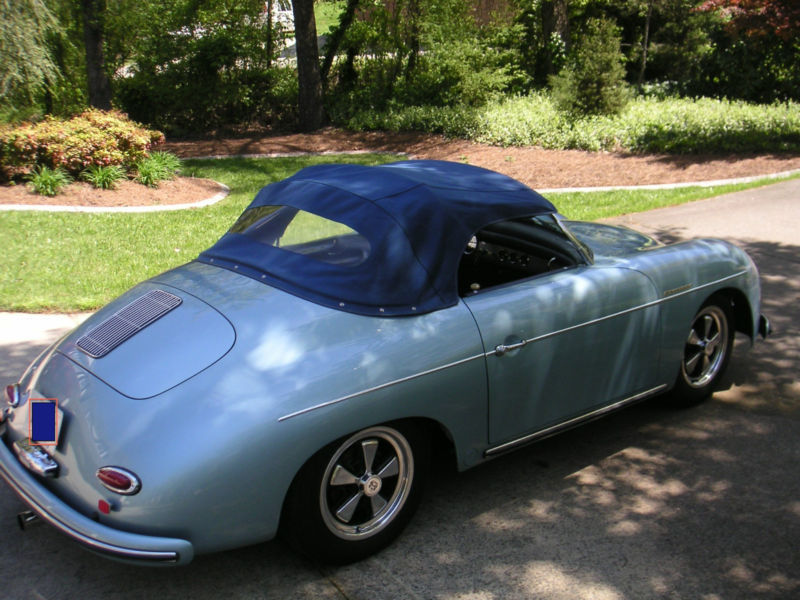 1957 Porsche Speedster Replica Beck Classic Replica Kit Makes Porsche 356 Beck Speedster 1957