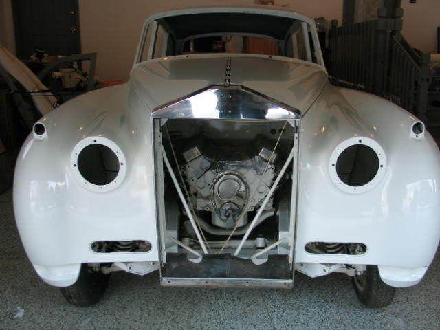 1957 Rolls Royce Silver Cloud S1 Rhd Storage Barn