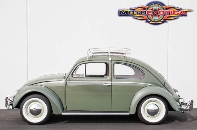 1957 volkswagen beetle oval window classic volkswagen for 1957 oval window vw bug