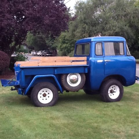 1957 Willys FC150 4x4 Jeep Truck - Classic Willys FC-150 ...