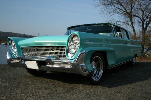 1958 58 Lincoln Continental Mark Iii Original Low Mileage 35k Rust