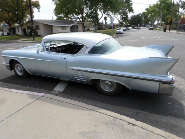 1958 Cadillac Coupe de Ville 2 door Hard Top. Southern ...