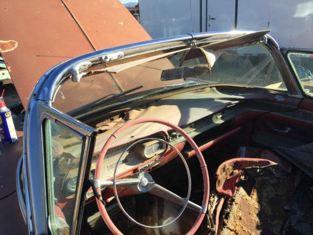1958 Cadillac Eldorado Biarritz Convertible Factory Red
