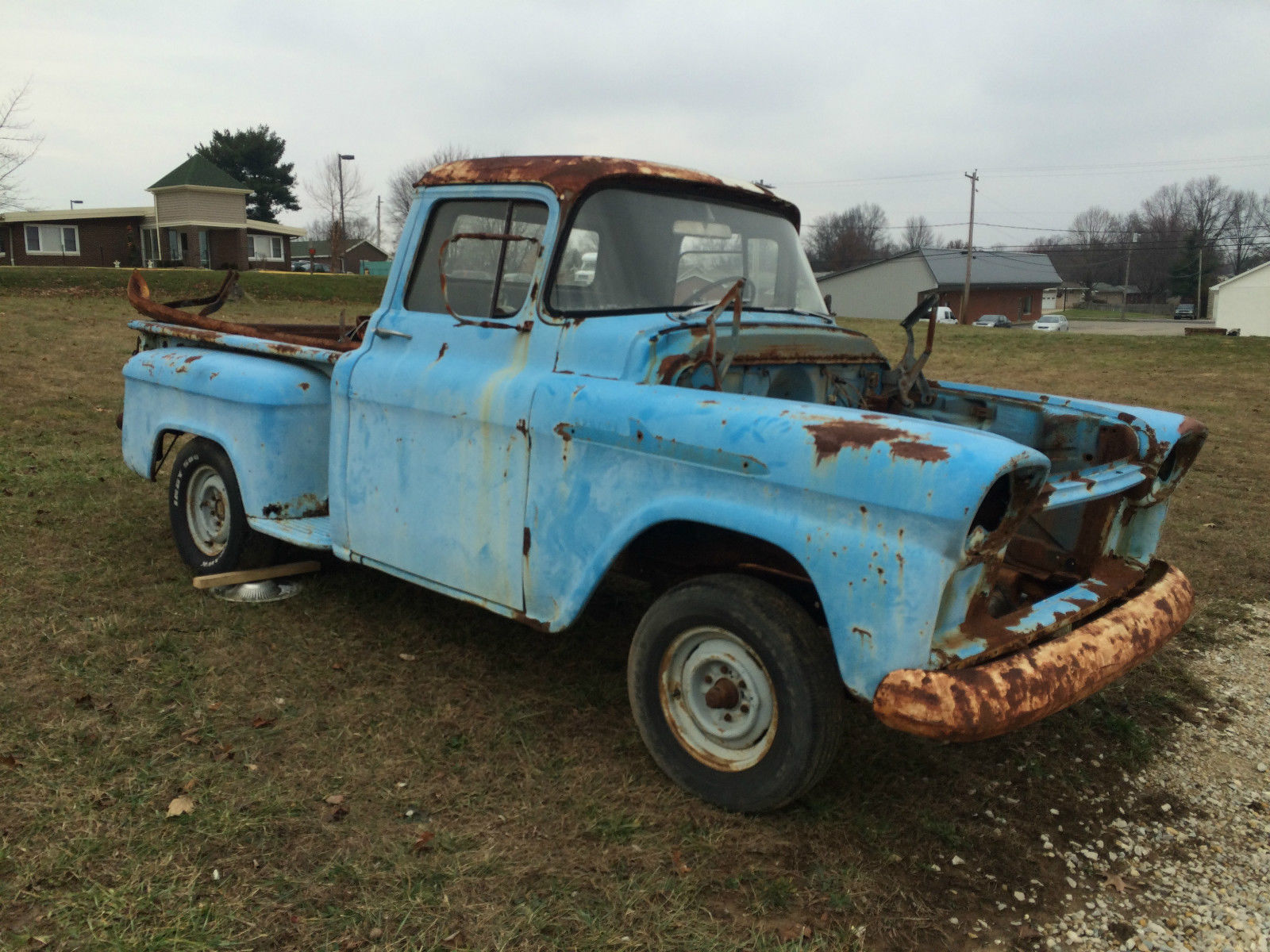 1960 Chevy Truck Parts 1966 C10 Lifted