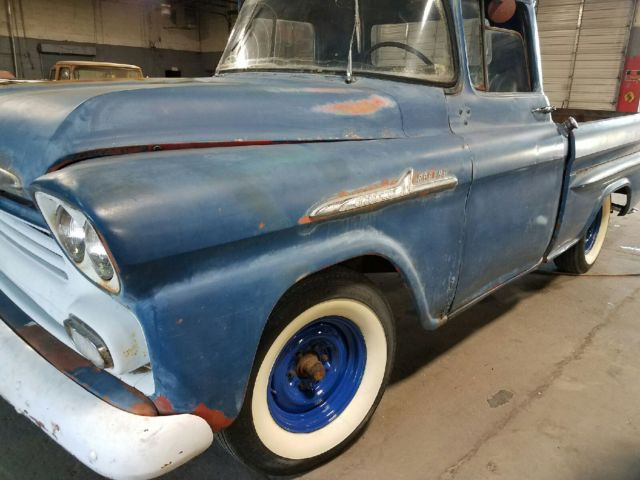 1958 Chevy Apache Shortbed Fleetside Classic Chevrolet Other