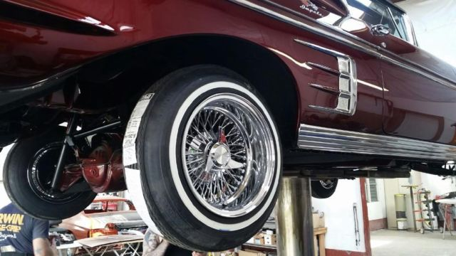 1958 Chevy Impala, full restoration, classic car, lowrider ...