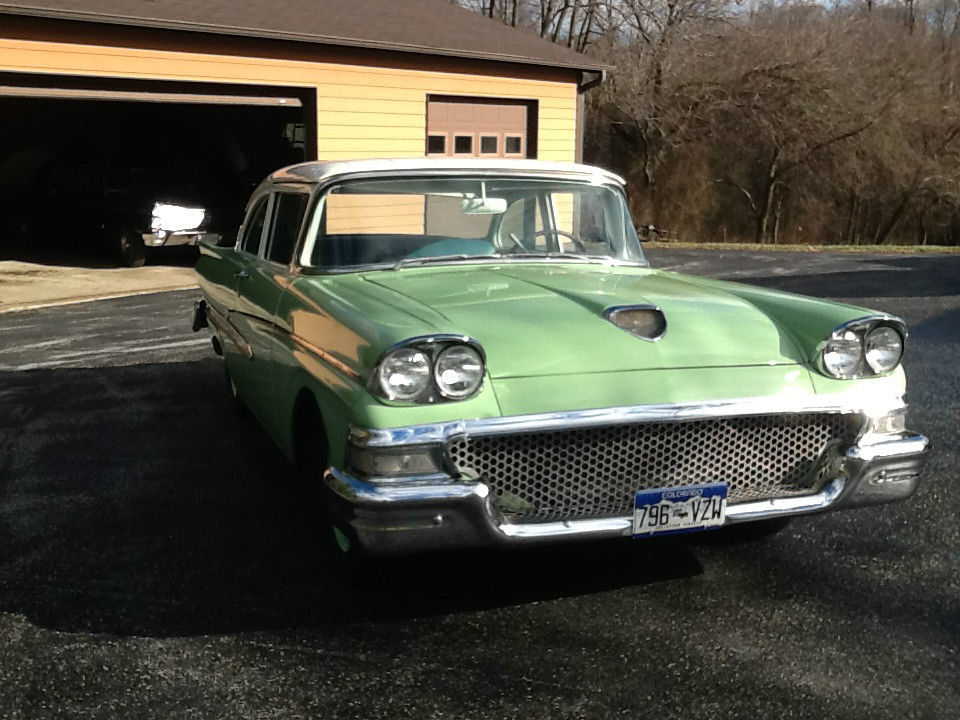 1958 Ford Custom 300 Classic Ford Other 1958 For Sale