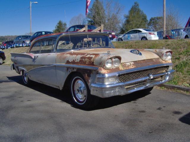 1958 Ford Fairlane 500 Questions Upcomingcarshq Com