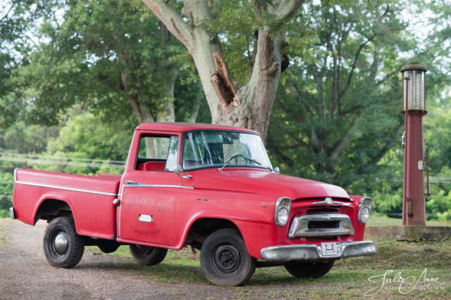 1958 international harvester a100 pick up classic