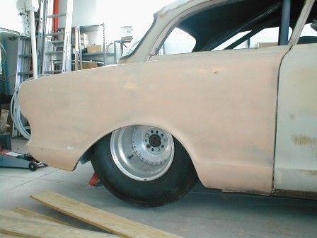 Used Cars For Sale Dayton Ohio >> 1958 Nash Rambler American Pro-Street - Classic Nash ...