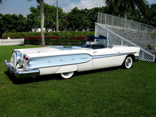 Used Cars West Palm Beach >> 1958 Pontiac Bonneville Chieftain Convertible - Classic ...