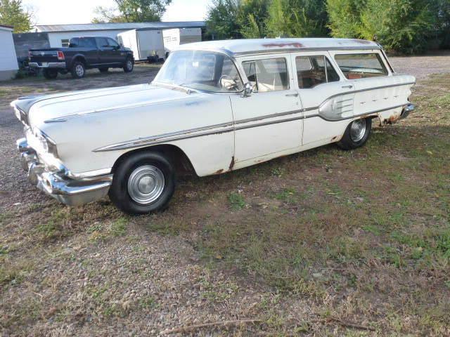 1958 pontiac custom star chief safari station wagon classic pontiac other 1958 for sale. Black Bedroom Furniture Sets. Home Design Ideas