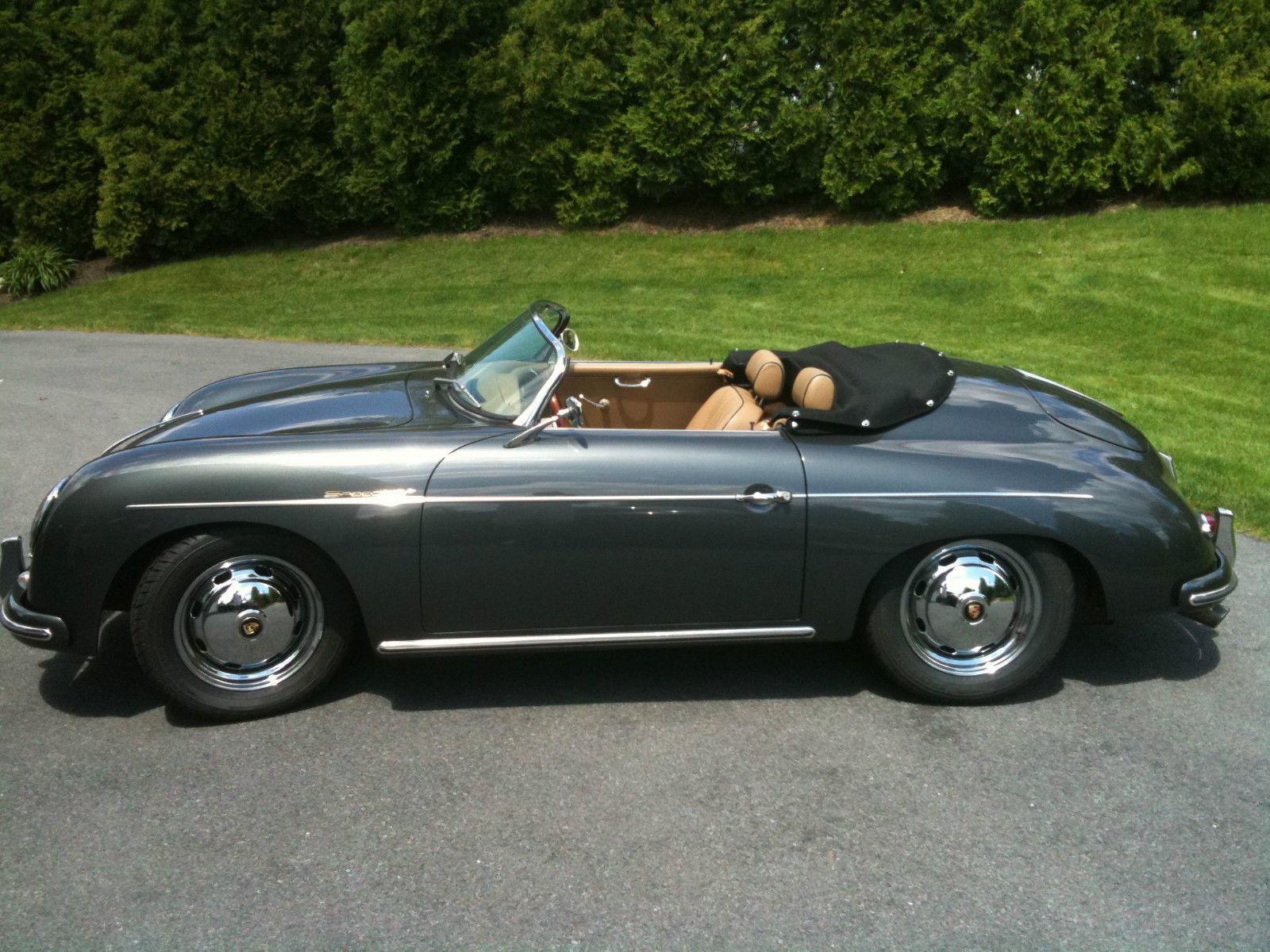 1958 Porsche 356 A Intermeccanica Quot S Quot Speedster 1600 Super Classic Porsche 356 1958 For Sale