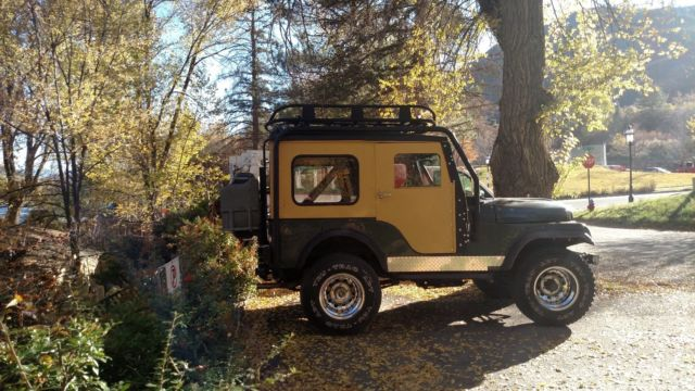 1958 Willys Cj5 Jeep New Tires And Wheels On The Way The