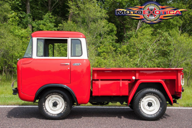 1958 willys jeep fc 150 4x4 pickup fc forward control 4x4 pickup nice truck classic other. Black Bedroom Furniture Sets. Home Design Ideas
