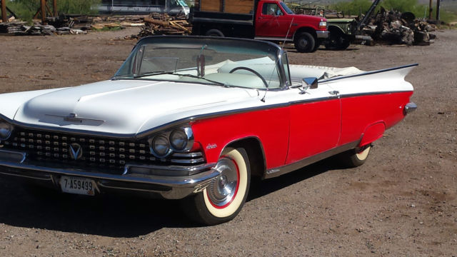1959 Buick Invica 401 Nailhead Motor - Classic Buick Other