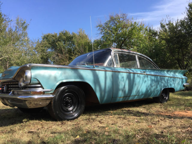 Cars For Sale Bay Area >> 1959 Buick LeSabre 2 door sedan barn find 35k miles classic car for restoration - Classic Buick ...