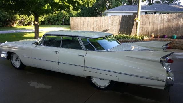 1959 Cadillac 4 door Flattop LS1 Swap - Classic Cadillac DeVille 1959 ...