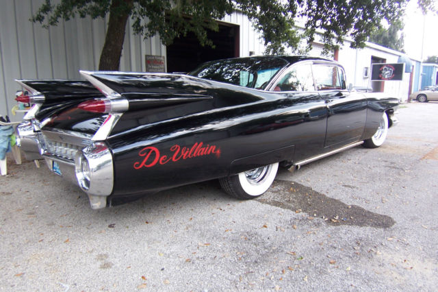 1959 Cadillac Coupe Deville Quot Devillain Quot Kustom Ls