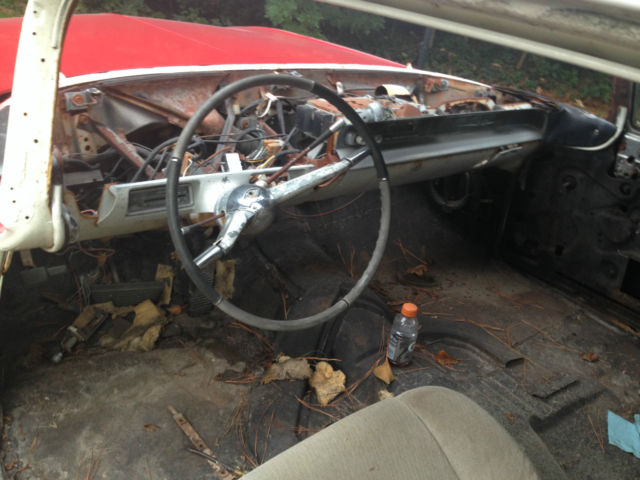 1959 Cadillac Deville 1960 Convertible Conversion Rat Rod