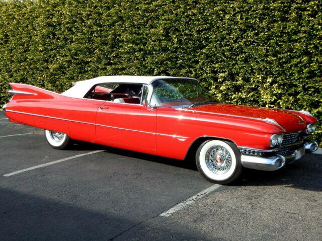 1959 Cadillac Series 62 Convertible - Southern California ...