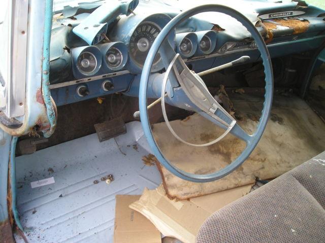 1959 Cherolet El Camino Classic Chevrolet El Camino 1959