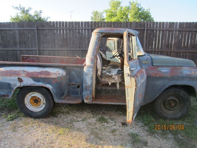 Winter Haven Chevrolet >> 1959 CHEVY APACHE STEP SIDE PICKUP TRUCK RAT ROD HOT ROD SHOP TRUCK - Classic Chevrolet C/K ...