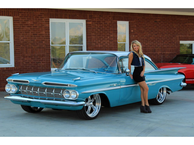 1959 Chevy Bel Air For Sale Autos Post
