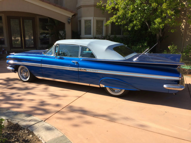 1959 Impala For Sale Ebay >> 1959 CHEVY IMPALA CONVERTIBLE 348 TRI-POWER - Classic Chevrolet Impala 1959 for sale