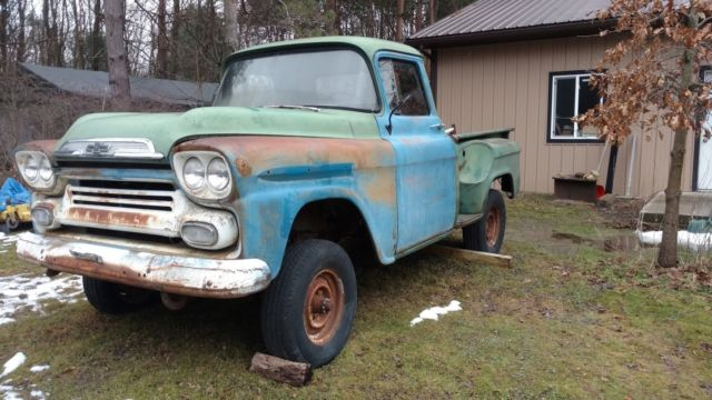 1959 Chevy Pickup Napco - Classic Chevrolet Other Pickups 1959 for sale